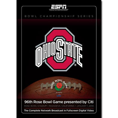 2010 Rose Bowl: Oregon vs. Ohio State DVD