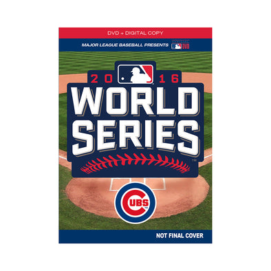 2016 World Series Film DVD