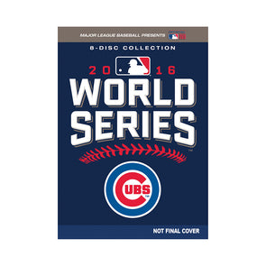 2016 World Series Complete Collector's Edition DVD