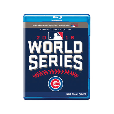 2016 World Series Complete Collector's Edition Blu-Ray™