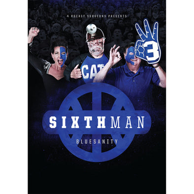 University of Kentucky: The Sixth Man DVD