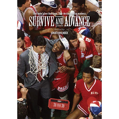 ESPN Films 30 for 30: Survive & Advance DVD