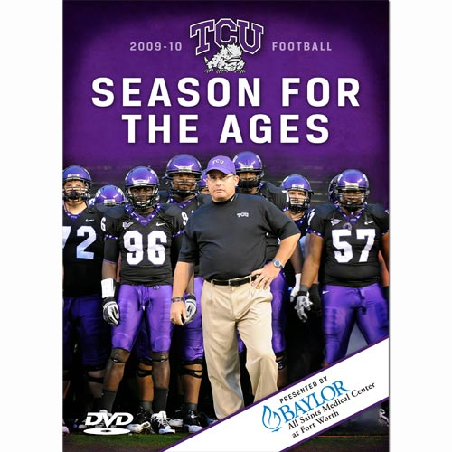 2009 TCU Football: A Season for the Ages DVD