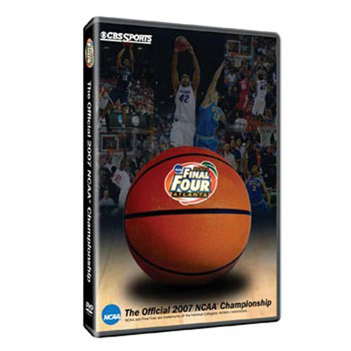 2007 Men's March Madness: Champ Cover DVD