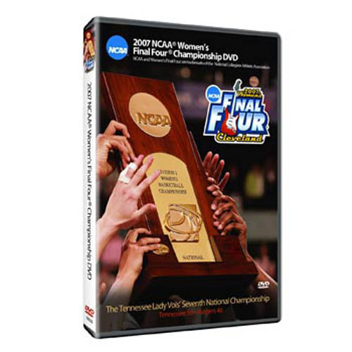 2007 Women's March Madness DVD