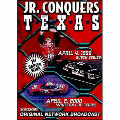 Jr. Takes Texas: Dale Jr. DVD