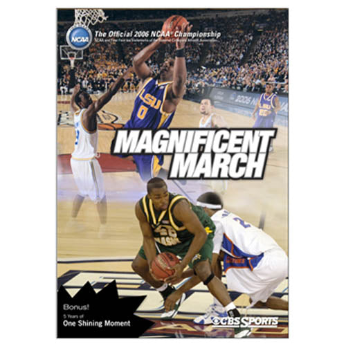 2006 Men's NCAA Final Four: Magnificant March DVD