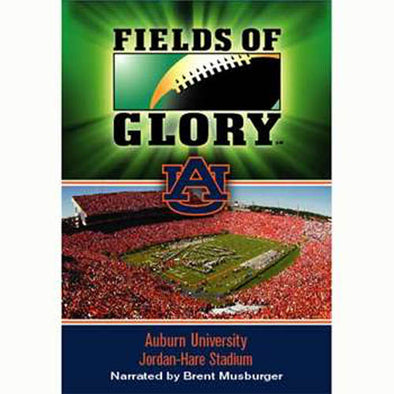 Fields of Glory: Auburn DVD