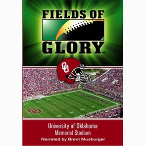 Fields of Glory: Oklahoma DVD
