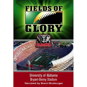 Fields of Glory: Alabama DVD