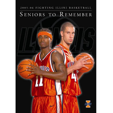 2005-06 Fighting Illini Basketball: Seniors To Remember DVD