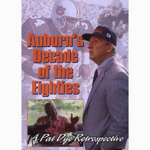 Auburn's Decade of the Eighties: 2 Disc DVD Set