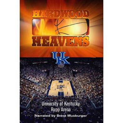 Hardwood Classics: University of Kentucky Rupp Arena DVD