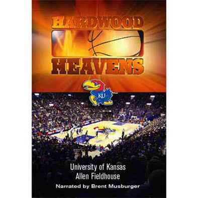 Hardwood Classics: University of Kansas Allen Fieldhouse DVD