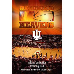 Hardwood Classics: University of Indiana Assembly Hall DVD