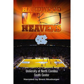 Hardwood Classics: University of North Carolina Smith Center DVD