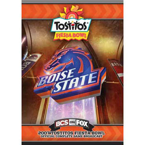 2007 Tostitos Fiesta Bowl DVD