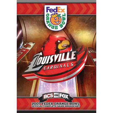 2007 FedEx Orange Bowl DVD