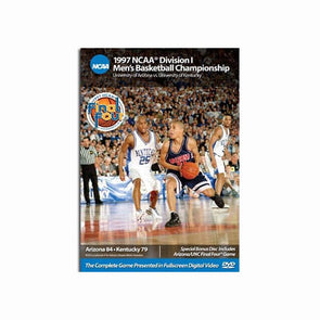1997 NCAA Championship: Arizona vs. Kentucky DVD