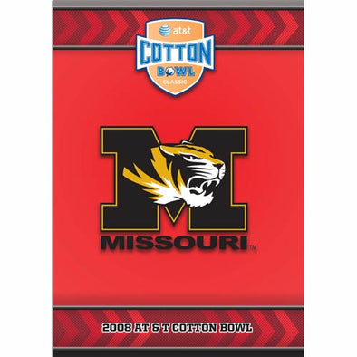 2008 Cotton Bowl: Missouri vs. Arkansas DVD