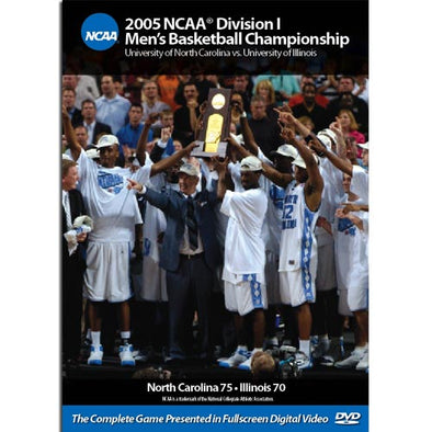 2005 North Carolina vs. Illinois DVD
