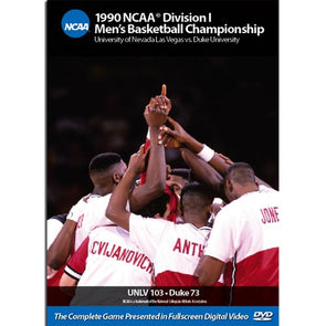 1990 UNLV vs. Duke DVD