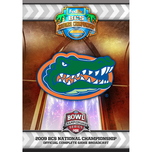 2009 FedEx BCS National Championship: Florida vs. Oklahoma DVD