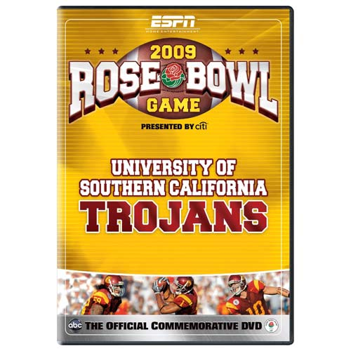 2009 Rose Bowl: USC vs. Penn State DVD