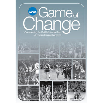 Game of Change: Documenting the 1963 Mississippi State vs. Loyola (Ill.) Basketball Game DVD