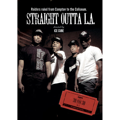 ESPN Films 30 for 30: Straight Outta LA DVD