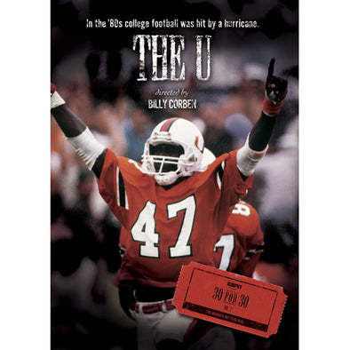 ESPN Films 30 for 30: The U DVD