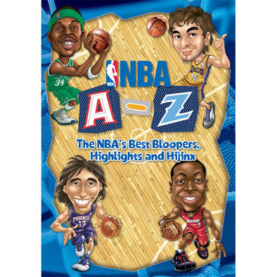NBA A-Z: The NBA's Best Bloopers, Highlights and Hijinx DVD