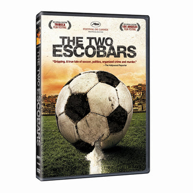 ESPN Films 30 for 30: The Two Escobars DVD
