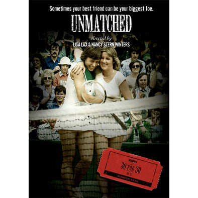 ESPN Films 30 for 30: Unmatched DVD