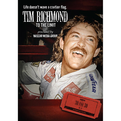 ESPN Films 30 for 30: Tim Richmond To the Limit DVD