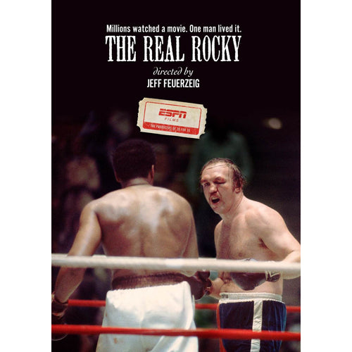 ESPN Films: The Real Rocky DVD