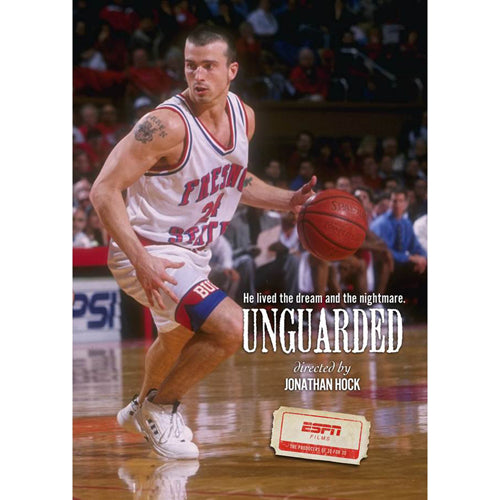 ESPN Films: Unguarded DVD