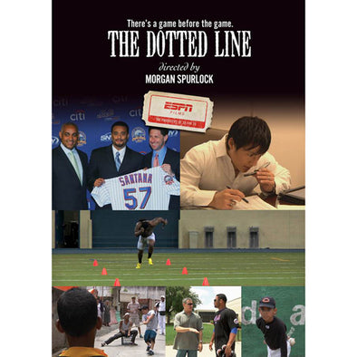 ESPN Films: The Dotted Line DVD