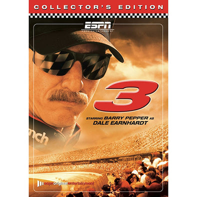 The Dale Earnhardt Story 2 Disc Collector's Edition DVD