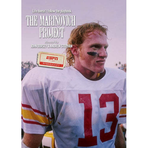 ESPN Films: The Marinovich Project DVD