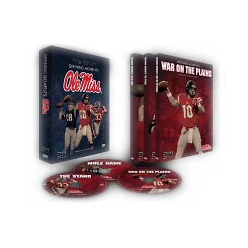 Defining Moments: Ole Miss DVD