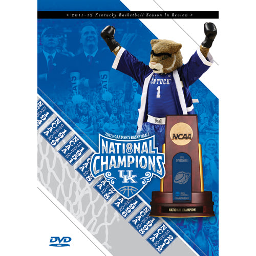 2012 Basketball Season in Review: Kentucky Wildcats DVD