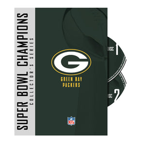 NFL Super Bowl Collection: Green Bay Packers DVD