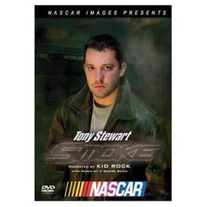 Tony Stewart: Smoke DVD