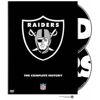 NFL History of the Oakland Raiders DVD