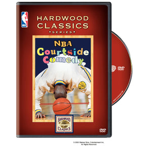NBA Hardwood Classics: Courtside Comedy DVD