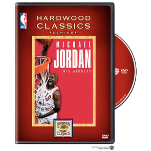 NBA Hardwood Classics: Michael Jordan His Airness DVD
