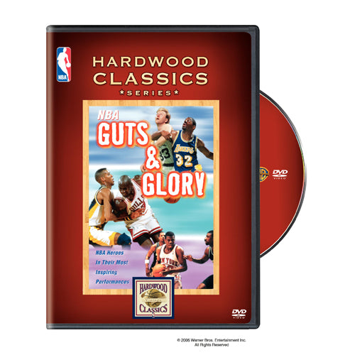 NBA Hardwood Classics: Guts & Glory DVD
