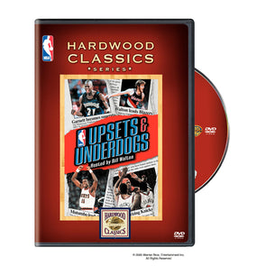 NBA Hardwood Classics: Upsets & Underdogs DVD