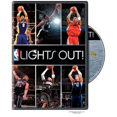 NBA Lights Out! DVD